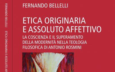 "Civiltà Cattolica – Recensione a ""Etica originaria e assoluto affettivo"""