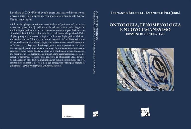 "Teologia – ""Ontologia, fenomenologia e nuovo umanesimo"""