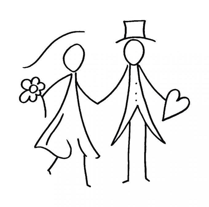 In occasione di alcuni anniversari di matrimonio